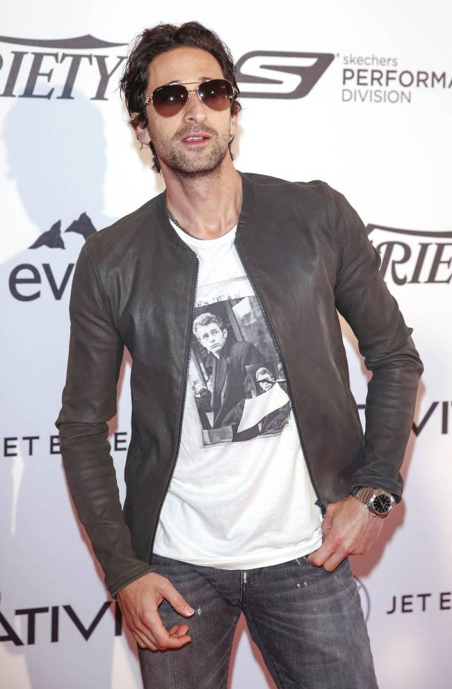 Adrien Brody wants to play villain in superhero action flick Justice League