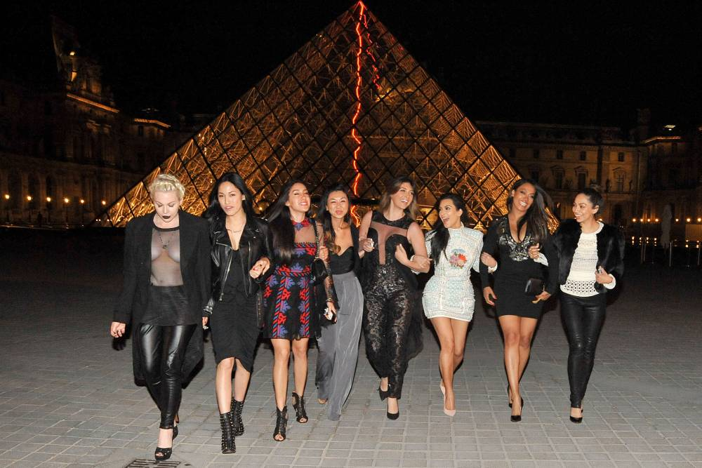Kim Kardashian hen do: Bride-to-be clogs Instagram with 'last supper' photos