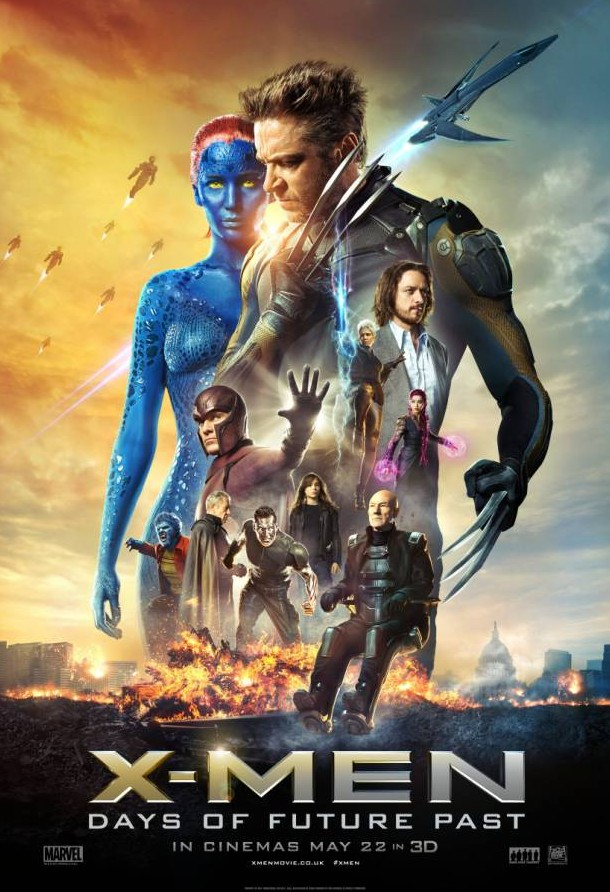 X-Men: Day of Future Past – step by step guide to the previous six X-Men films