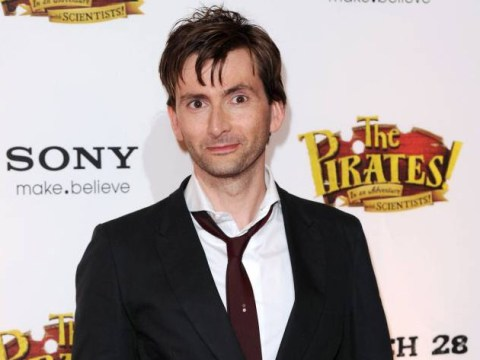 David Tennant admits: I would never dare give Peter Capaldi acting tips