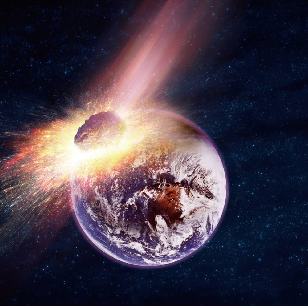 Phew: The world is not going to end (Picture: )