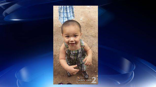 The family of 19-month-old Bounkham Phonesavanh says he was injured when a SWAT team raided a Habersham County home.  copyright WSBTV.com