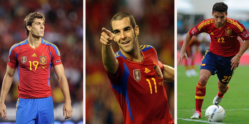 The perils of being a Spanish footballer: Three players left out of Spain's World Cup squad who would walk into the England side