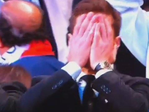 Real Madrid v Atletico Madrid: Watch Xabi Alonso's agonising reaction to Gareth Bale's miss