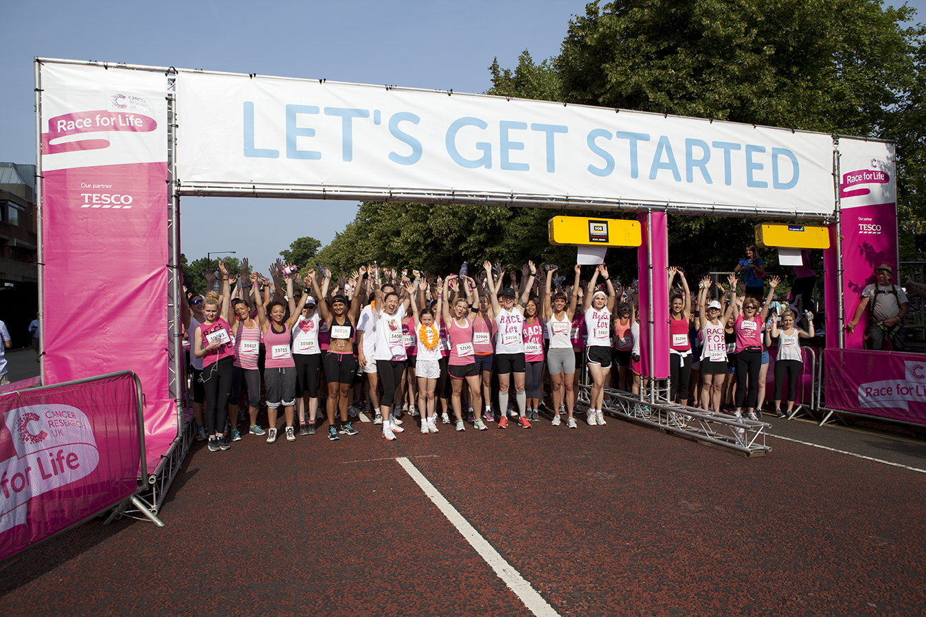 Race for Life 5k: Meet three inspiring cancer survivors