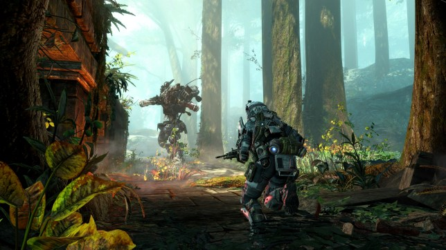 Titanfall: Expedition (XO) -  the Battle of Endor without the ewoks