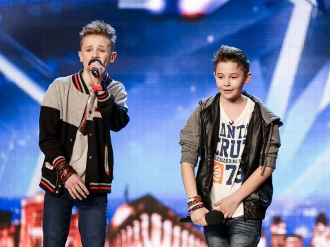 Ellen DeGeneres wants you all to vote for Britain's Got Talent rappers Bars and Melody