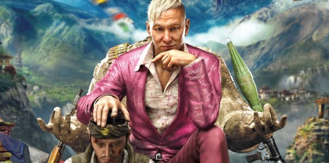 Far Cry 4 - is this Pagan Min?