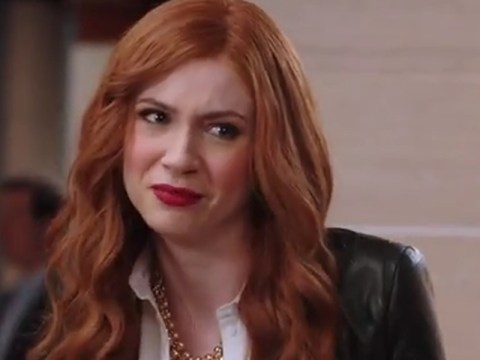 Karen Gillan's sitcom Selfie cancelled by US network within weeks of debut