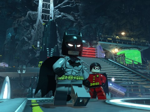 Lego Batman 3: Beyond Gotham announced for this autumn