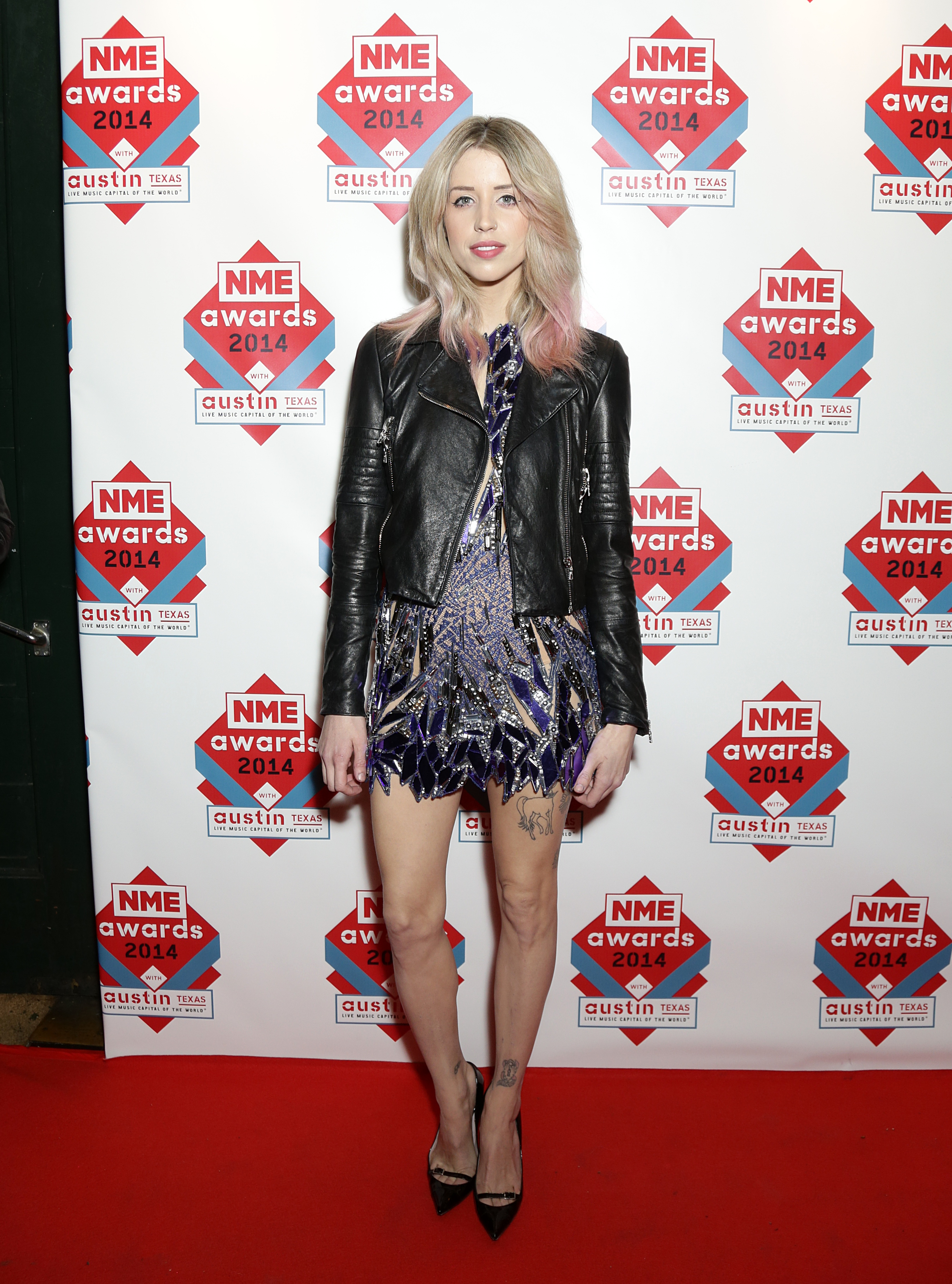 Police admit 'evidence of drugs' was found in Peaches Geldof's home