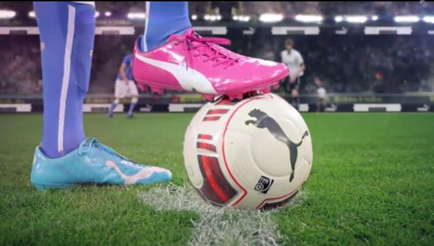 Cesc Fabregas and Mario Balotelli to wear odd-coloured pink and blue boots for World Cup