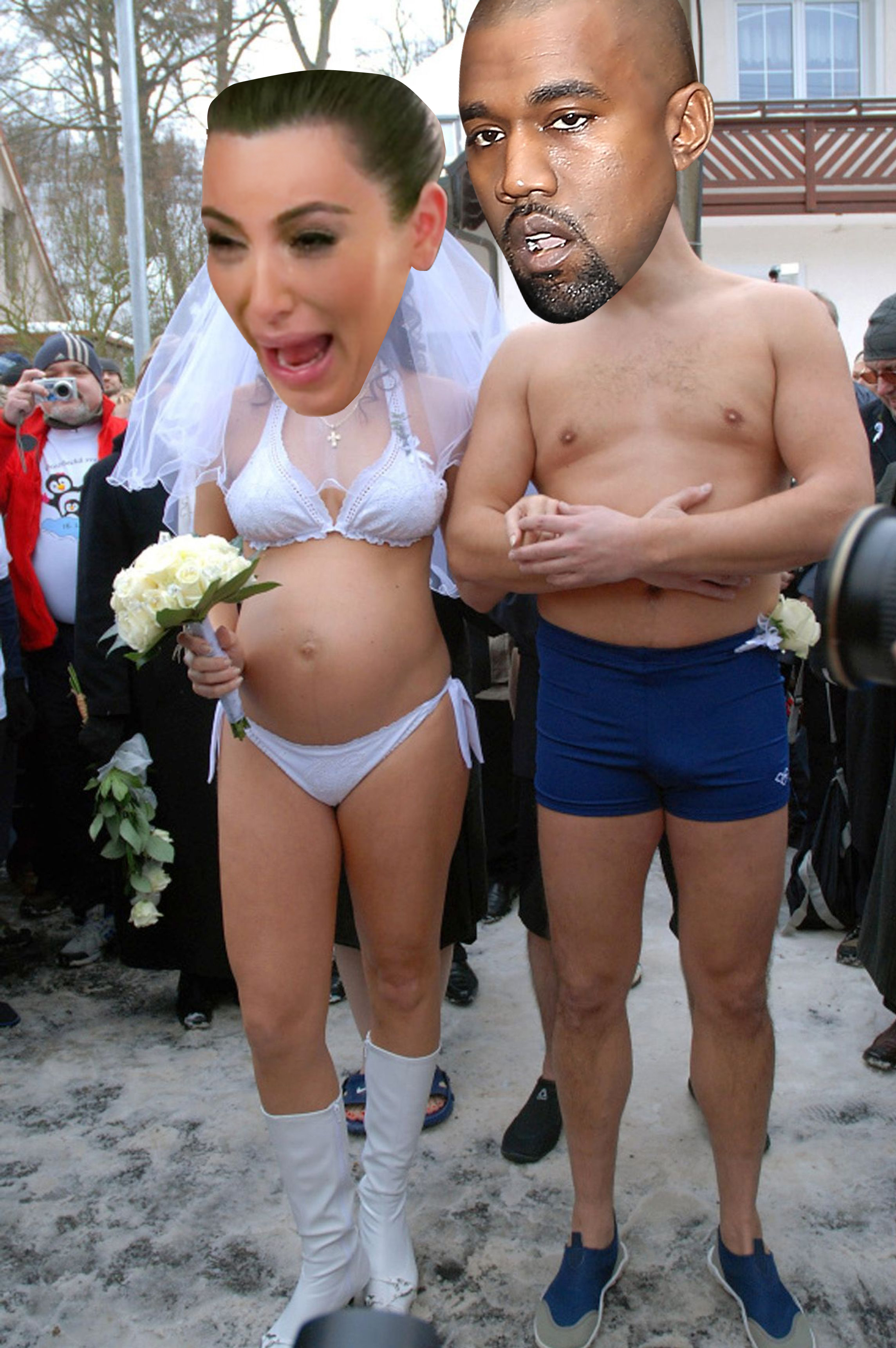Kimye wedding: LIVE BLOG