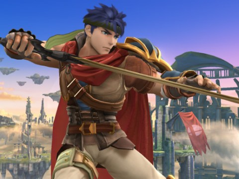 Super Smash Bros. to use NFP toys, as Fire Emblem's Ike confirmed