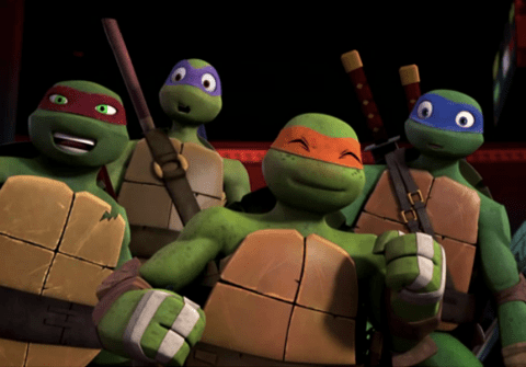 The ultimate Teenage Mutant Ninja Turtles 30th anniversary interview with voice actors Rob Paulsen and Greg Cipes