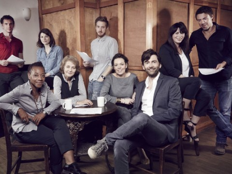 Broadchurch is back! Well almost… Olivia Colman and David Tennant in new cast pics