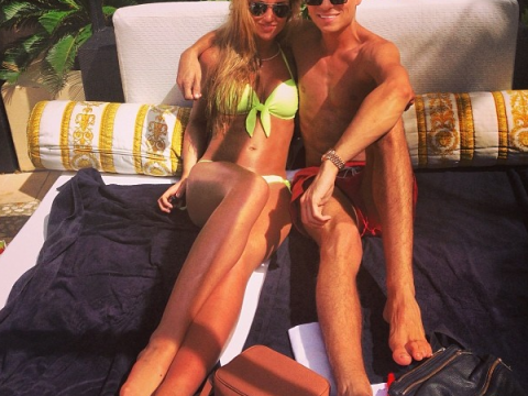Joey Essex: Amy Willerton and I joined the mile-high club after I'm A Celeb