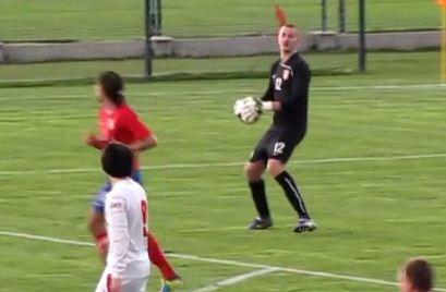 New Manchester United goalkeeper Vanja Milinkovic-Savic