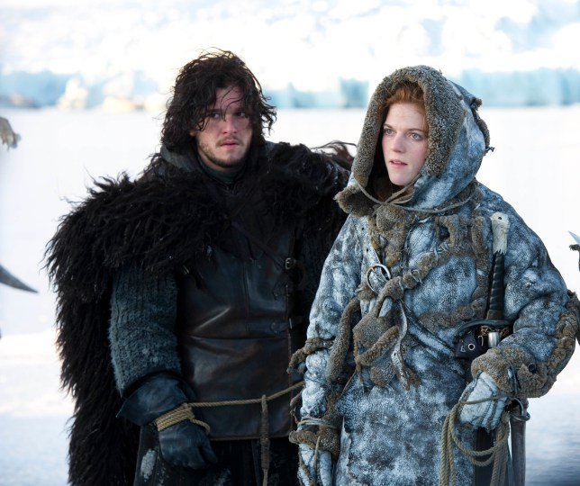 Game Of Thrones Season 4 Why Ygritte Played By Rose Leslie Is The Most Badass Character In Westeros Metro News