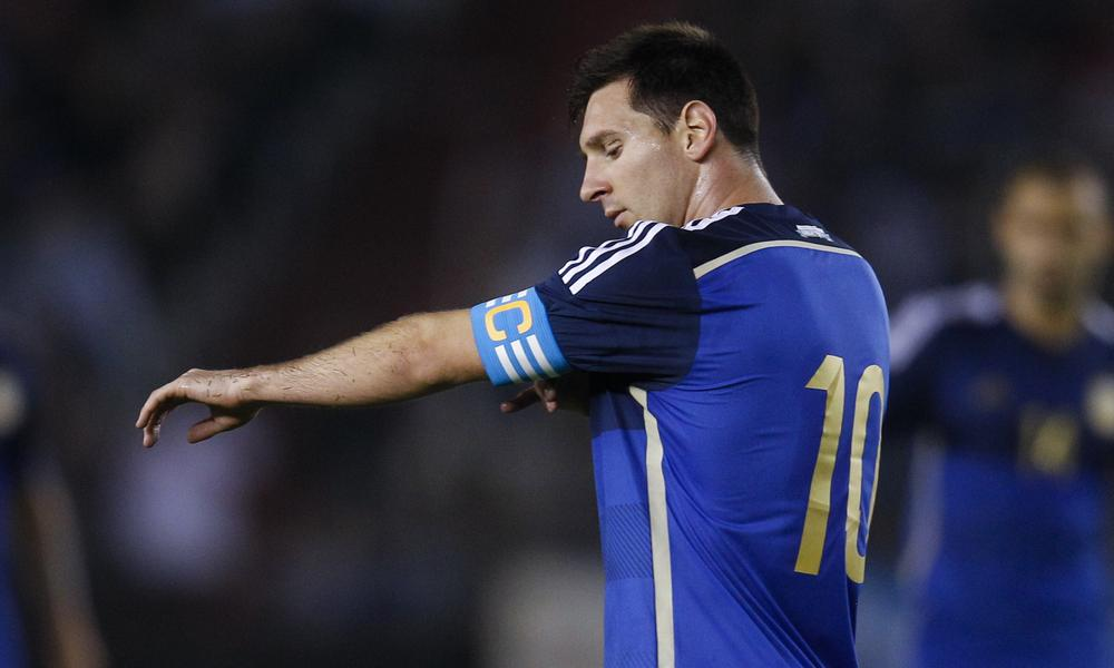 Lionel Messi's Argentina are ready to make World Cup history in Brazil