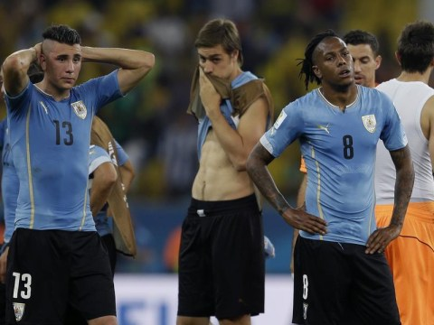 World Cup 2014: Why we are glad to see the back of Luis Suarez and Uruguay in Brazil