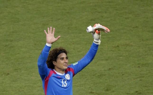 ecbb6ca42 Guillermo Ochoa memes sweep the internet after Mexico goalkeeper thwarts  Brazil