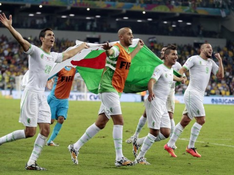 Why Algeria have been rewarded for taking risks at the 2014 World Cup