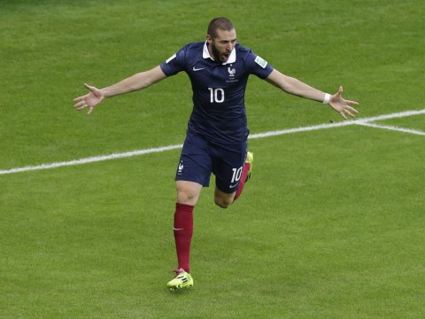 Is France's Karim Benzema firing his way to an Arsenal move?