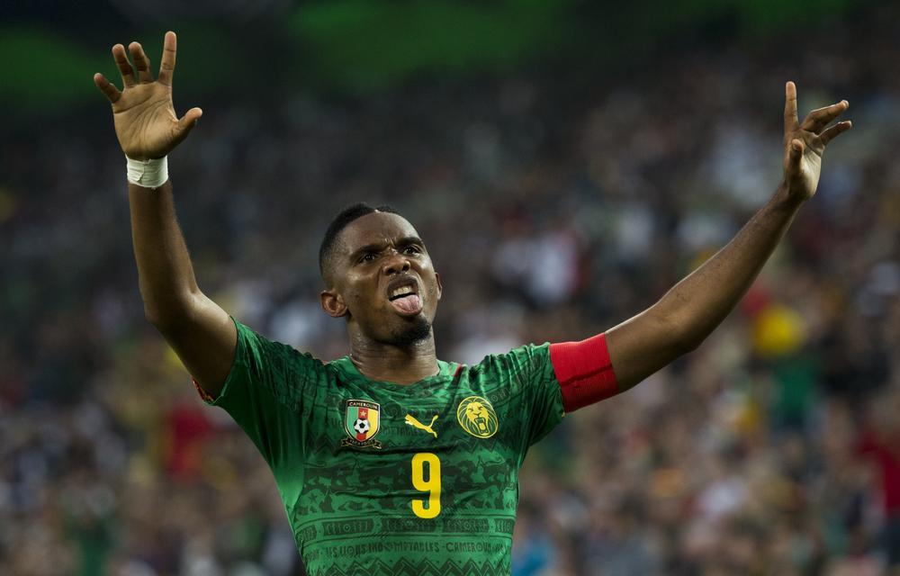 Cameroon miss World Cup flight to Brazil as Samuel Eto'o leads ANOTHER bonus revolt