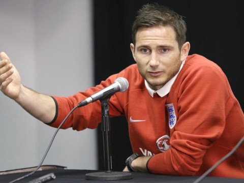 It's time for England's kids to retire Frank Lampard and Steven Gerrard