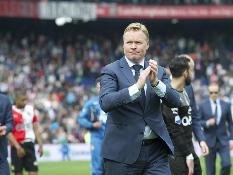 Southampton set for further talks with prospective boss Ronald Koeman