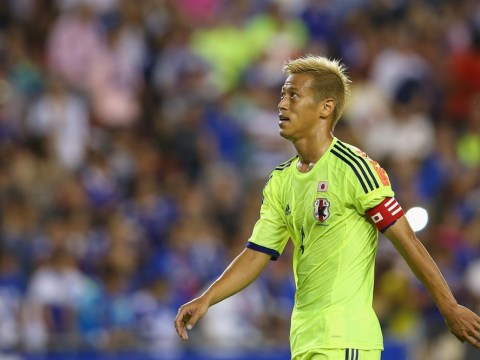 Why birthday boy Keisuke Honda will be Japan's driving force at Brazil 2014