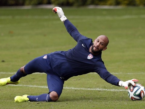 Tim Howard carries Everton form into World Cup to shine for United States