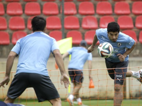 Cheer on Luis Suarez and Uruguay? Scots would rather see England win!