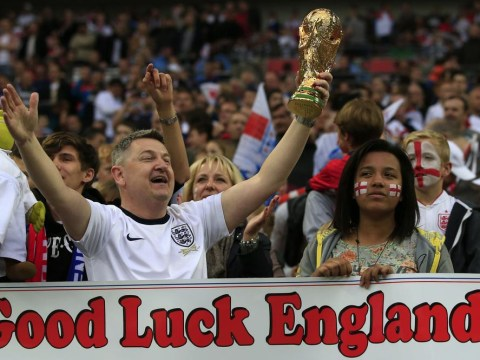 Hurrah! England fans ranked top of social media World Cup – take that Germany!