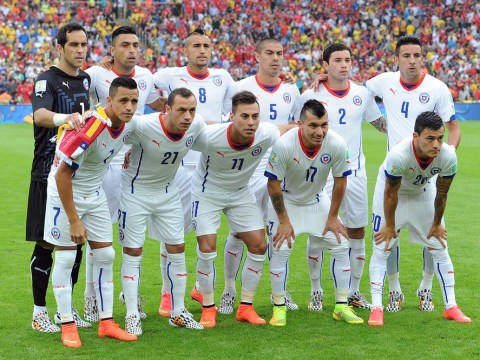 Why Chile should go for broke against the Netherlands