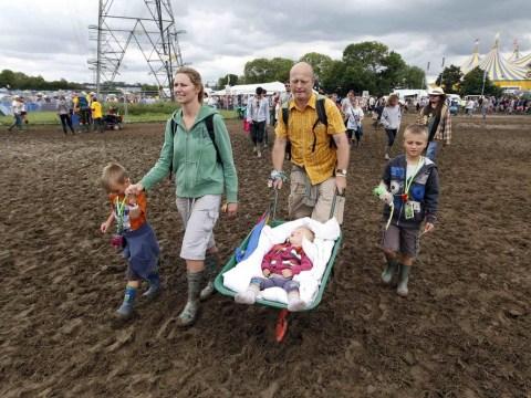 Glastonbury 2014: 10 family festival survival tips