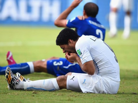Luis Suarez's World Cup bite leaves his most supportive of Liverpool fans lost for words