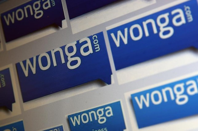 LONDON, ENGLAND - SEPTEMBER 03: In this photo illustration, a series of 'Wonga' logos are shown on a computer screen on September 3, 2013 in London, England. The payday Loan company 'Wonga' have announced weekly profits of more than £1M GBP. Dan Kitwood/Getty Images