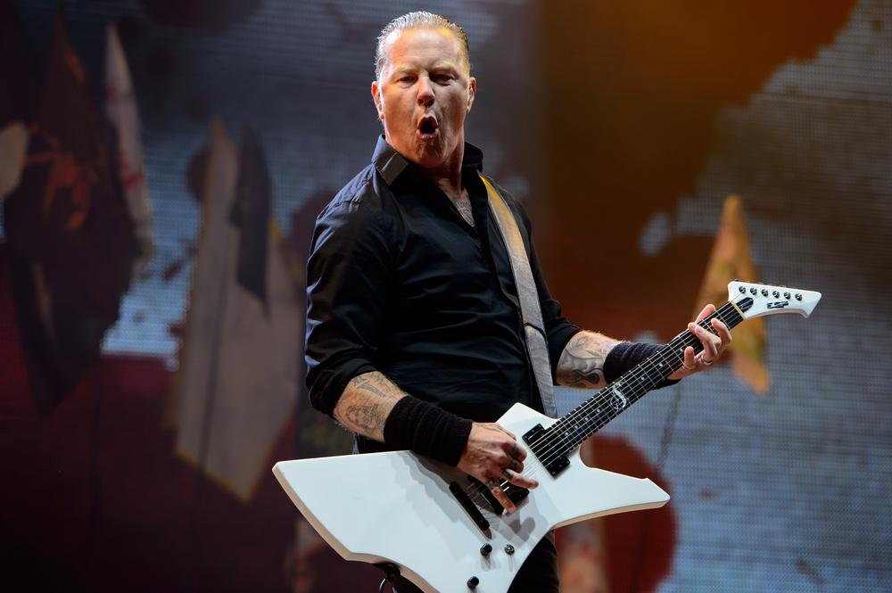 Ten highlights from Metallica's headline performance at Glastonbury 2014