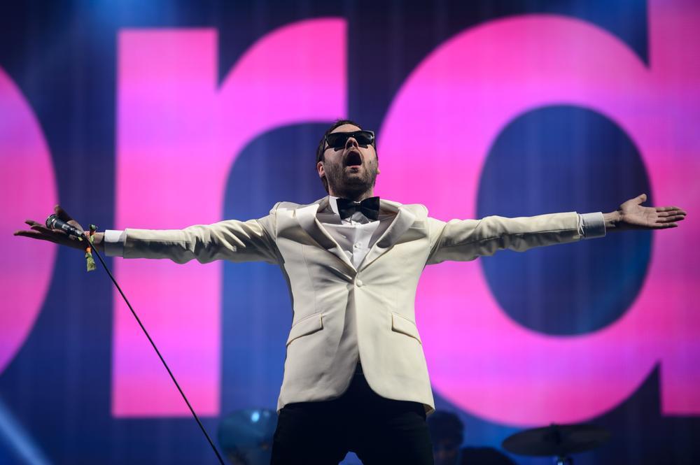 Ten reasons why Kasabian rocked their headline Sunday night performance at Glastonbury 2014