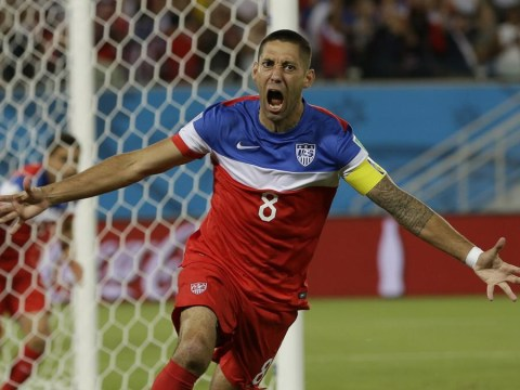 Clint Dempsey's first minute goal gives USA dream start in World Cup Group D match against Ghana