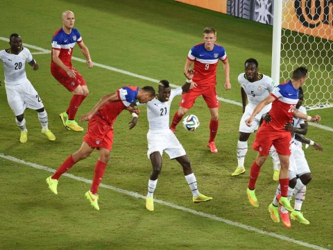 He stoops to conquer: John Brooks snatches late winner for USA over Ghana