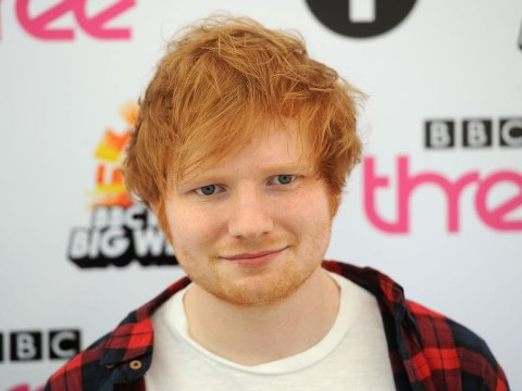 Ed Sheeran on course for first UK number one single with a little help from Pharrell