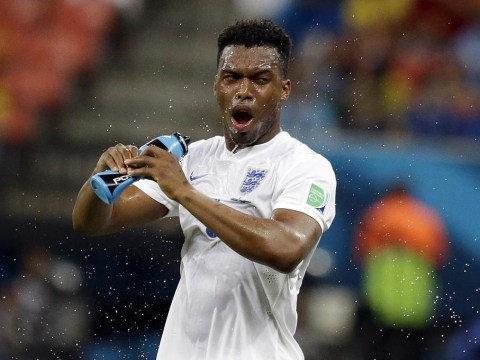 Should England have been awarded a penalty against Costa Rica after Daniel Sturridge was brought down?