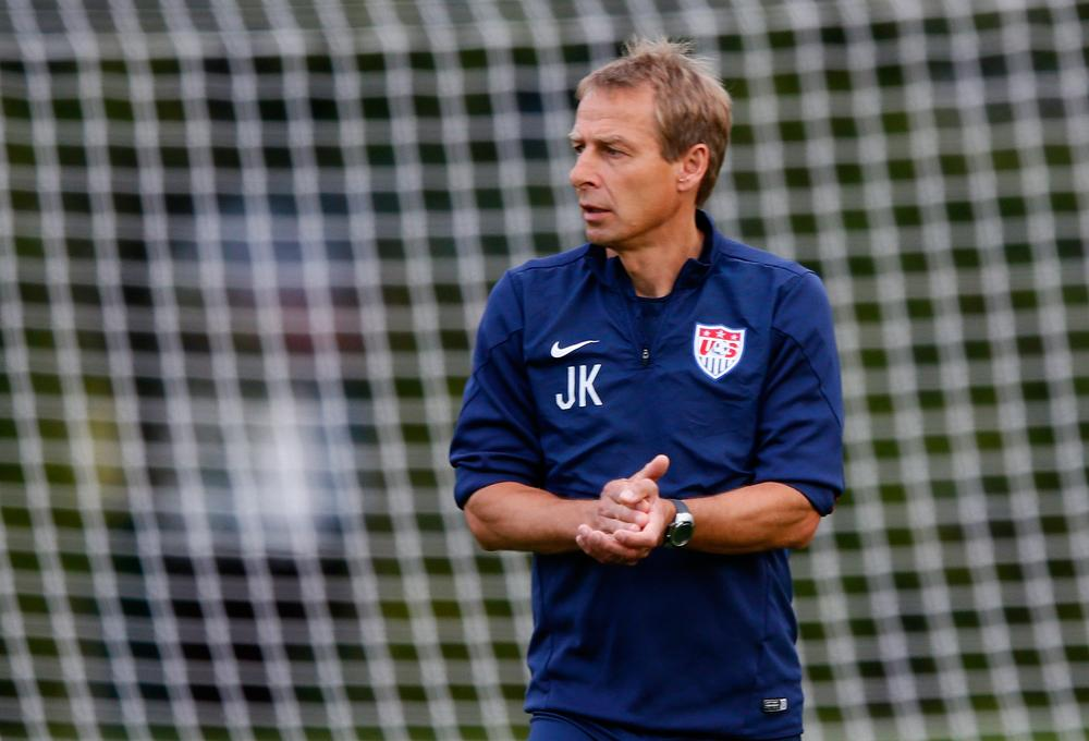 Jurgen Klinsmann knows the USA must 'prove it' against Belgium
