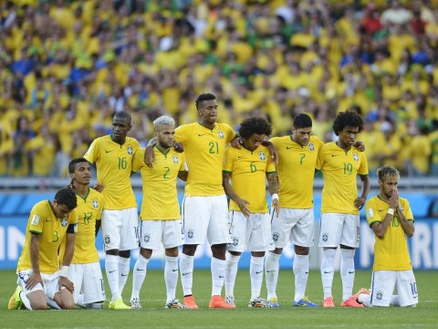 Luiz Felipe Scolari's Brazil pass individual test as a collective with win over Chile