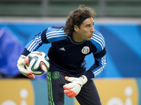 Liverpool and Arsenal 'chase Mexico hero Guillermo Ochoa' after Brazil masterclass