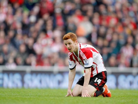 Scorned Sunderland must get over Jack Colback and move on