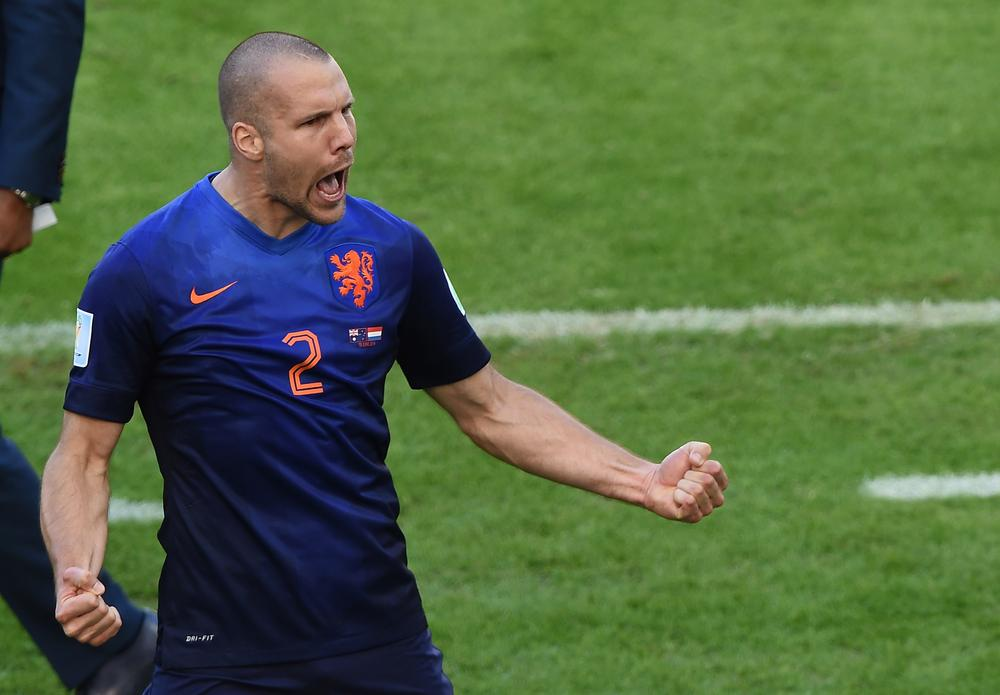 Redemption for Aston Villa's Ron Vlaar as Dutch courage prevents Aussie rule in Port Alegre